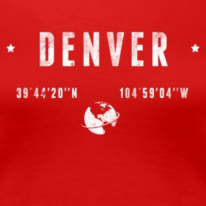 Denver T-Shirts - Frauen Premium T-Shirt
