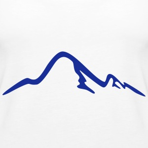 Mountain (super cheap!) Toppe - Dame Premium tanktop