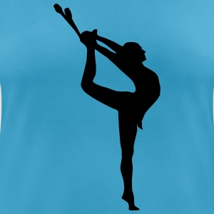 Gymnast, rythmic gymnastics (cheap!) T-Shirts - Women's Breathable T-Shirt