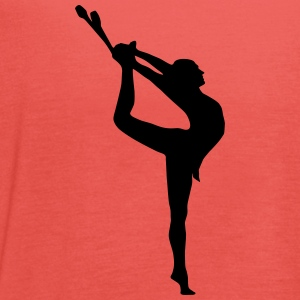 Gymnast, rythmic gymnastics (cheap!) Tops - Women's Tank Top by Bella