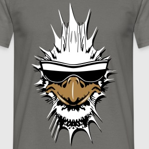Strauss emu design sunglasses T-Shirts - Men's T-Shirt