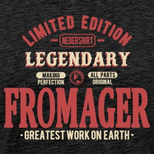 Fromager Tee shirts - T-shirt Premium Homme