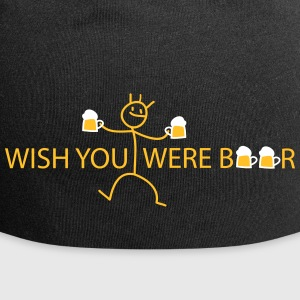wish you were Kasketter & huer - Jersey-Beanie