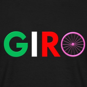 giro wheel - Men's T-Shirt