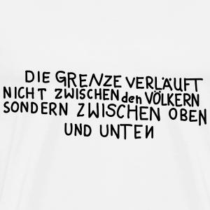 Berlin Graffiti Oben und Unten
