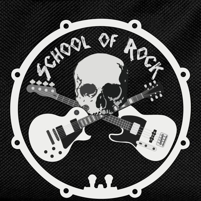 Rucksack School Of Rock