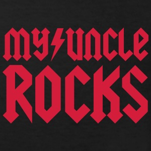 My uncle rocks Shirts - Kids' Organic T-shirt