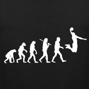 Evolution Basketball  Sportbekleidung - Männer Premium Tank Top