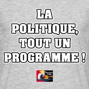 LA POLITIQUE TOUT UN PROGRAMME ! - JEUX DE MOTS