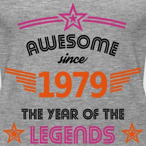 Awesome since 1979 Tops - Frauen Premium Tank Top