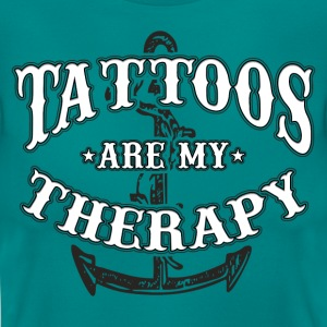 Tattoos are my therapy T-Shirts - Frauen T-Shirt