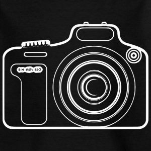 Photography of the camera Shirts - Kids' T-Shirt