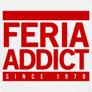 T-shirt féria addict - T-shirt Homme
