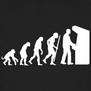 Evolution Arcade T-Shirts - Men's Organic T-shirt