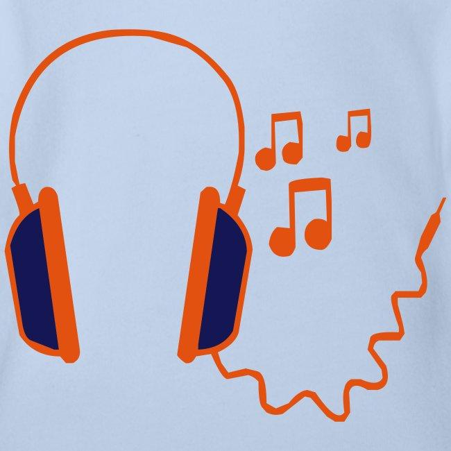 Baby One-Piece Headphones