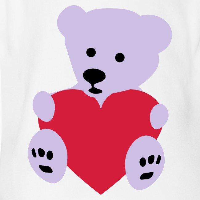 Baby One-Piece Ice Bear