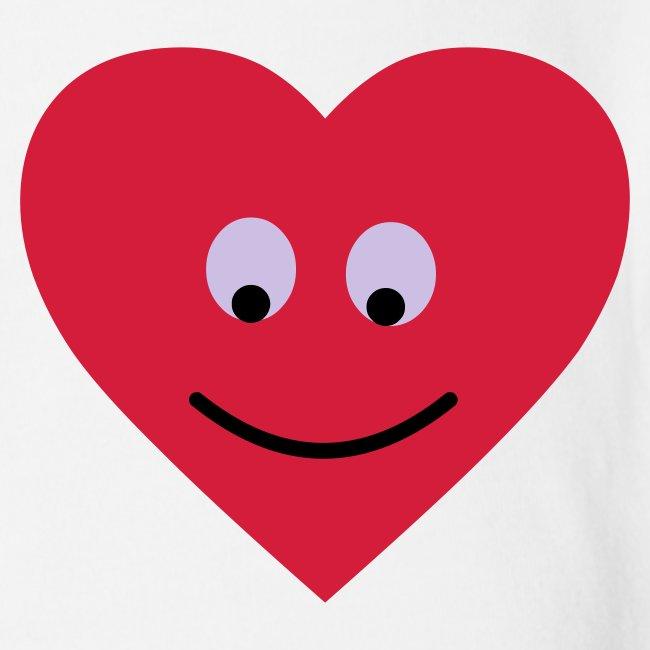 Baby One-Piece Happy Heart