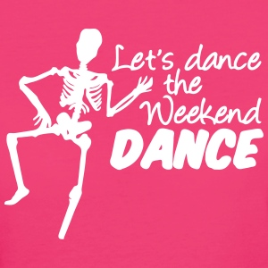 Weekend Dance - Women's Organic T-shirt