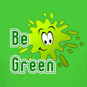 Be Green - Women's Organic T-shirt