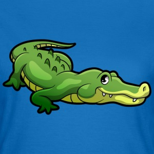 Zoo Animal Crocodile - Women's T-Shirt