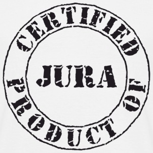 Certified Product of Jura Noir Tee shirts - T-shirt Homme