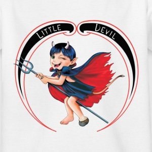 little Devil - Kinder T-Shirt