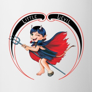 little devil - Tasse
