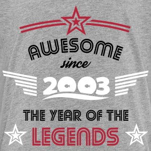 Awesome since 2003 - Nemo Edition T-Shirts - Kinder Premium T-Shirt