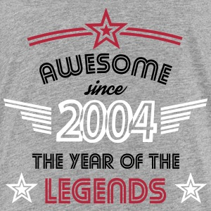 Awesome since 2004 T-Shirts - Kinder Premium T-Shirt