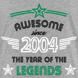 Awesome since 2004 T-Shirts - Teenager Premium T-Shirt