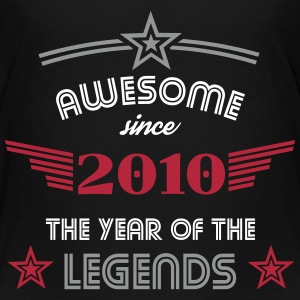 Awesome since 2010 T-Shirts - Kinder Premium T-Shirt