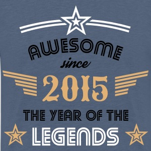 Awesome since 2015 T-Shirts - Teenager Premium T-Shirt