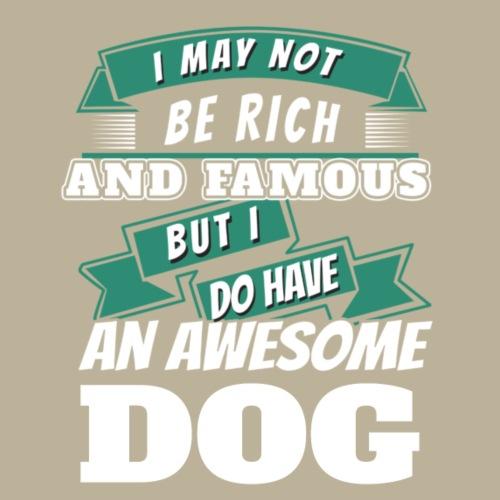 AWSOME DOG