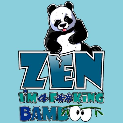 Bad panda, be zen or not