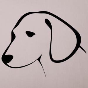 Visage chien