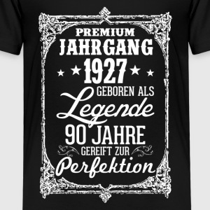 90-1927-legend - perfection - 2017 - DE Shirts - Kids' Premium T-Shirt