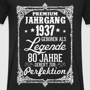 80-1937-legend - perfection - 2017 - DE T-Shirts - Men's V-Neck T-Shirt