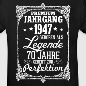 70, 1947-légende - perfection - 2017 - DE Tee shirts - T-shirt Bio Enfant