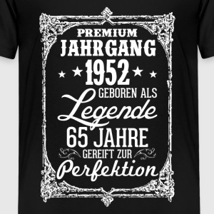 65-1952-legend - perfection - 2017 - DE Shirts - Teenage Premium T-Shirt