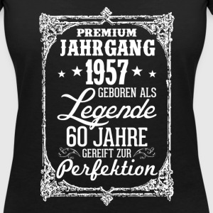 60-1957-legende - perfection - 2017 - DE T-shirts - Vrouwen T-shirt met V-hals