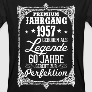 60-1957-légende - perfection - 2017 - DE Tee shirts - T-shirt bio Homme