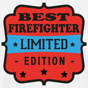 Best firefighter limited edition T-Shirts - Men's Premium T-Shirt