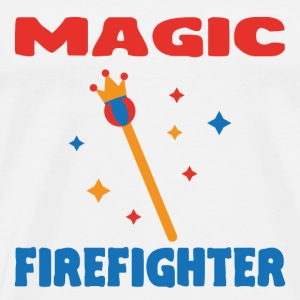 Magic firefighter T-Shirts - Men's Premium T-Shirt