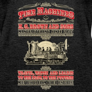 Time Machines Redux Tops - Frauen Premium Tank Top