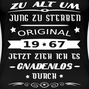 Original 1967 T-Shirts - Frauen Premium T-Shirt