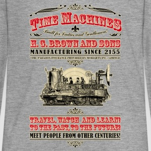 Time Machines Redux Langarmshirts - Teenager Premium Langarmshirt