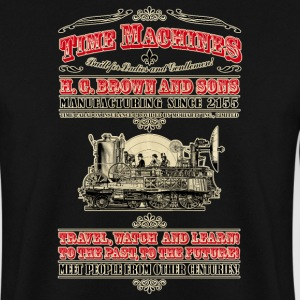 Time Machines Redux Pullover & Hoodies - Männer Pullover