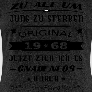 Original 1968 T-Shirts - Frauen Premium T-Shirt