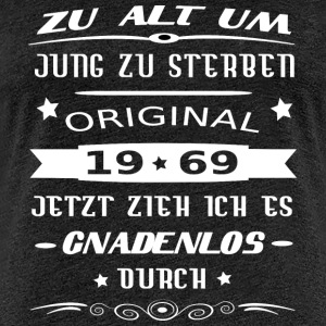 Original 1969 T-Shirts - Frauen Premium T-Shirt