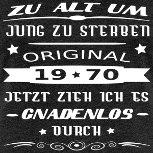 Original 1970 T-Shirts - Frauen Premium T-Shirt
